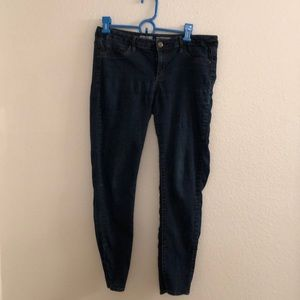 Mossimo Supply Co. Ankle Denim Leggings Jeans